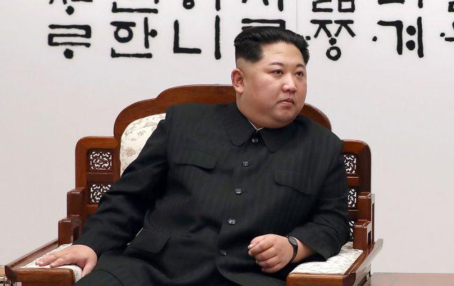 Кім Чен Ин був присутній на останніх випробуваннях нової зброї КНДР
