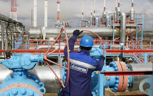 """""""Газпром"""" знизив ціну на газ для Молдови до 332 дол./тис. куб. м"""