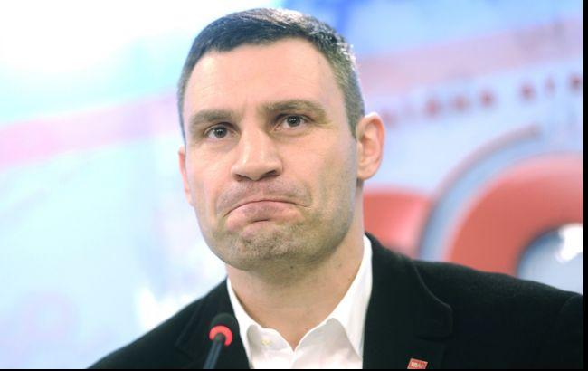 Фото: Віталій Кличко показав доходи