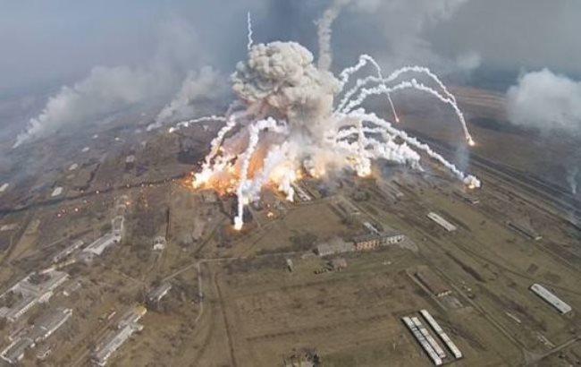 В Балаклее не зафиксировано ни одного пожара в течение 25 марта, - ГосЧС - Цензор.НЕТ 3173