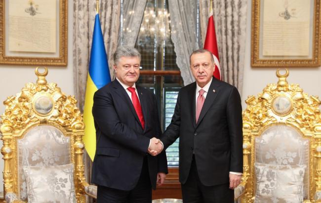 Україна і Туреччина до кінця року підпишуть угоду про ЗВТ