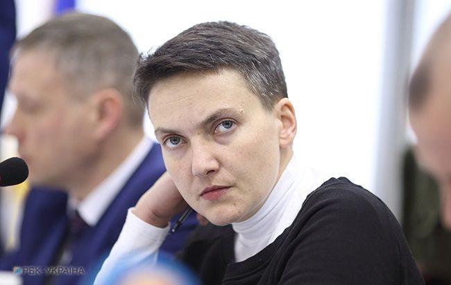Суд отказался рассматривать повторный арест Савченко