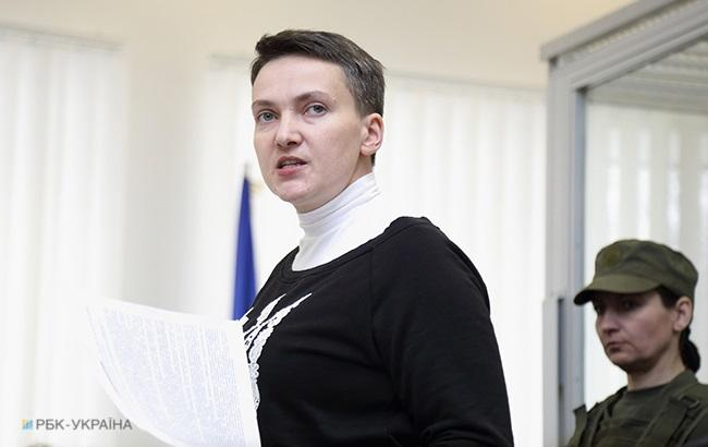 Фото: Надежда Савченко (Виталий Носач/РБК-Украина)