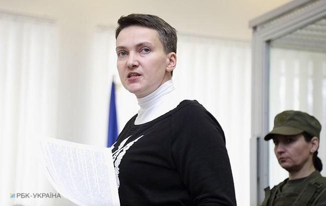 Новым юристом Савченко стал прежний защитник Штепы и«Топаза»