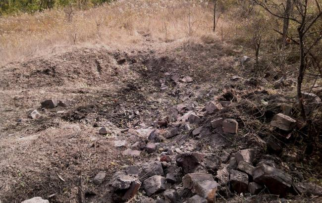 Бойовики обстріляли Кримське із забороненої мінськими угодами зброї, - штаб