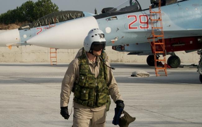 Фото: військова операція РФ в Сирії