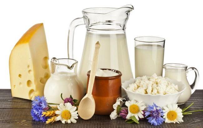 Фото: Сыр и молочные продукты (hochu.ua)
