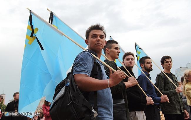 У Києві пройшов Вечір-реквієм пам'яті жертв депортації кримських татар (фоторепортаж)