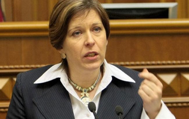 Кабмін призначив Ксенію Ляпіну головою Державної регуляторної служби