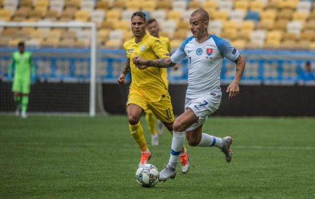 Словаччина - Україна: анонс матчу
