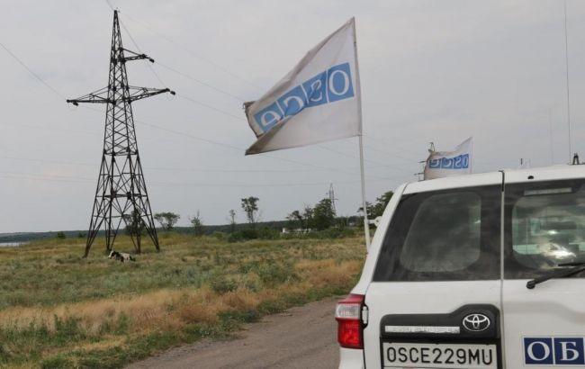 Бойовики розмістили 10 танків поблизу лінії розведення на Донбасі, - ОБСЄ