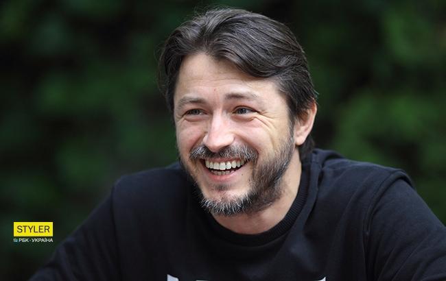 Український ведучий Сергій Притула (фото: РБК-Україна, Віталій Носач)