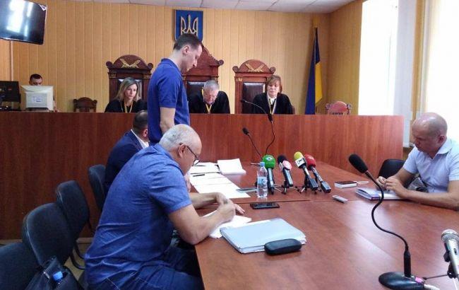 "Фото: суд по ""справі рюкзаків"" (facebook.com/057.ua)"