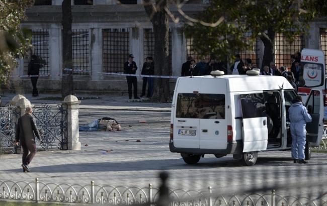 Теракт у Стамбулі: консульство РФ підтвердило затримання росіян