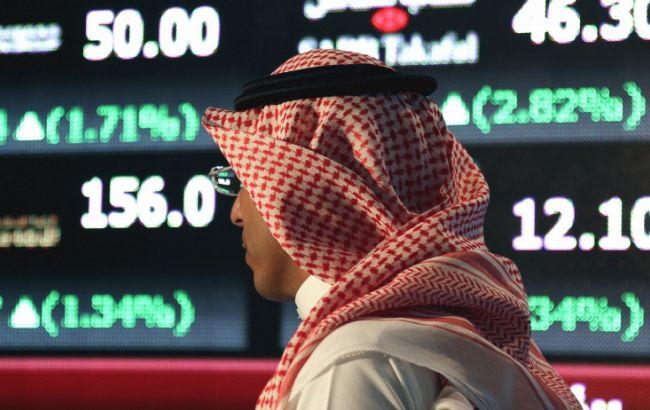 Фото: обвал на фондовых биржах