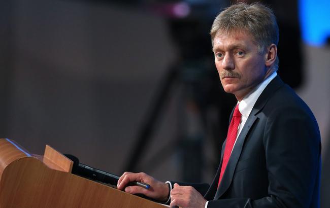 Песков: Между Россией и Украинским государством нет конфликта