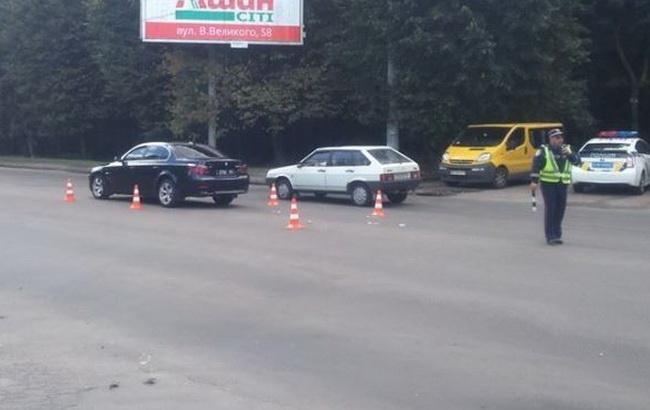 Фото: ДТП во Львове (032.ua)