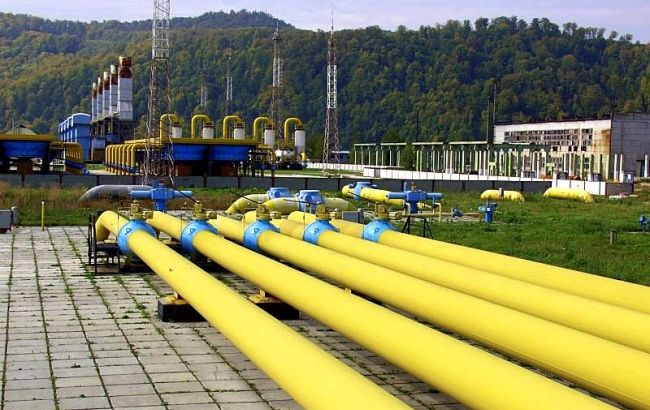 Кількість газу в ПСГ України скоротилася на 0,19% - до 11,034 млрд куб. м