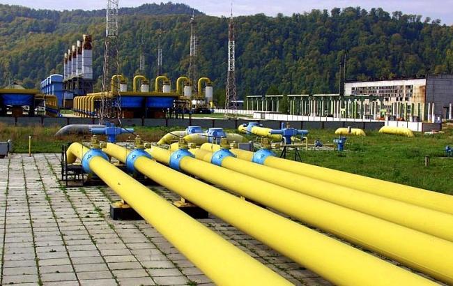 Фото: Украина остановила закачку газа в ПХГ