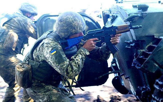 Бойовики 8 разів порушили режим тиші на Донбасі, - ООС