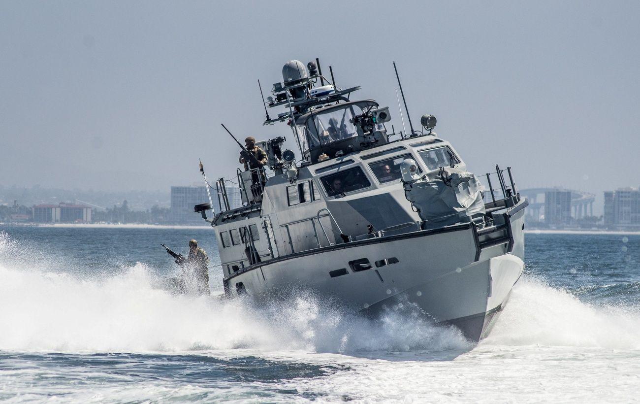 Американські катери Mark VI відправлять в Азовське море, - ВМС