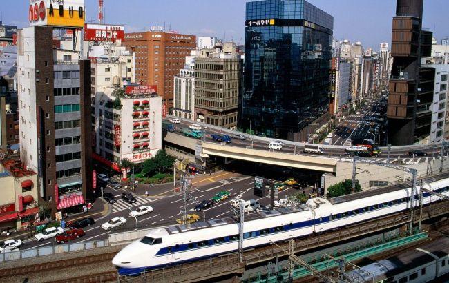 Фото: у столиці Японії відновили подачу електрики