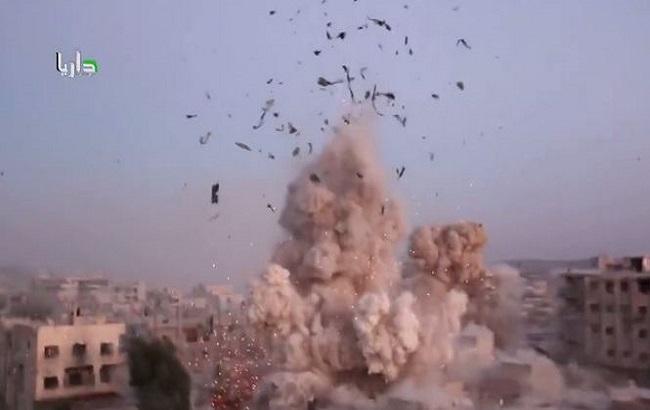 Вибухи в Сирії: кількість загиблих у Дамаску й Хомсі перевищила 120 осіб