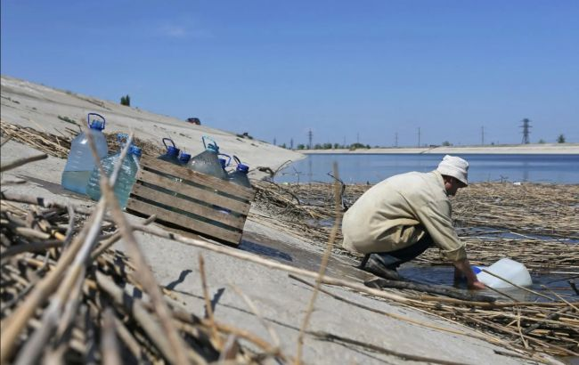 Реки исчезают, а водохранилища высыхают: опубликована карта вододефицита Крыма