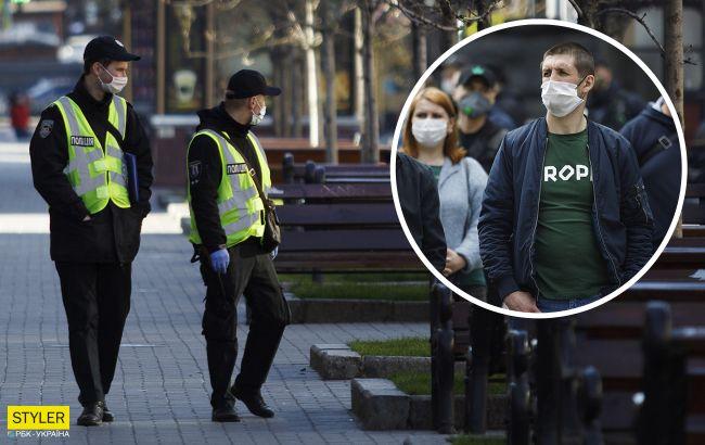 """Україна перейшла в """"жовту зону"""": які існують штрафи за порушення правил карантину"""