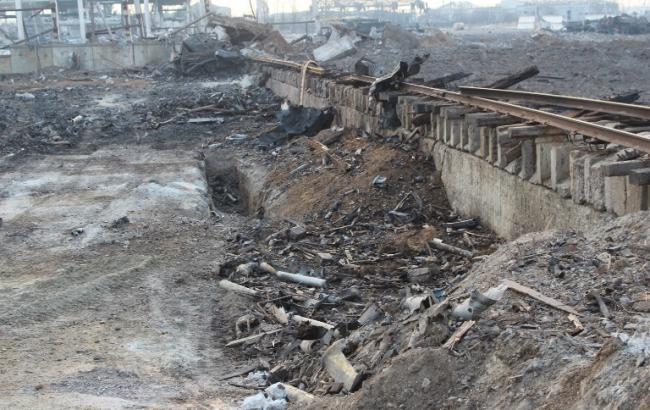 В результате взрывов в Сватово пострадали 14 человек