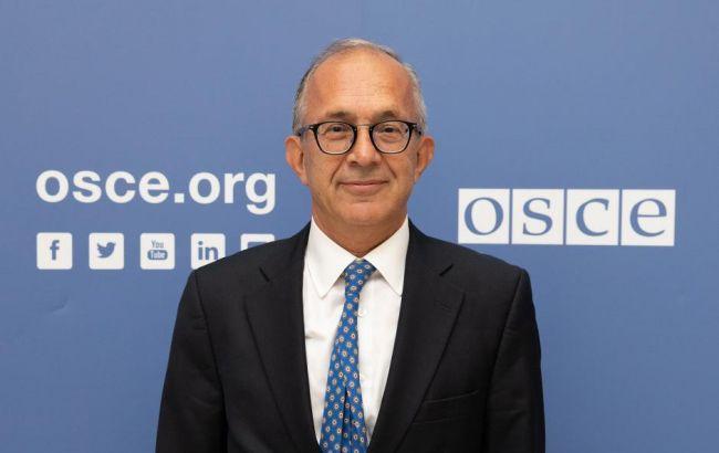 Глава СММ ОБСЕ призвал развивать прогресс по разведению сил у Станицы Луганской