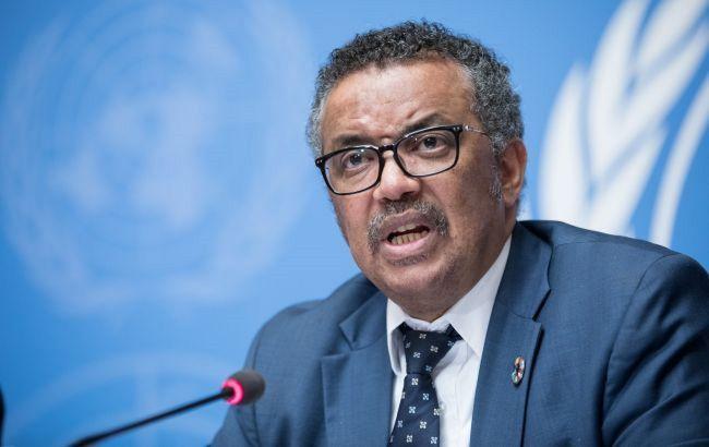 Глава ВОЗ заявил о недофинансировании борьбы с COVID-19 на 22 млрд долларов