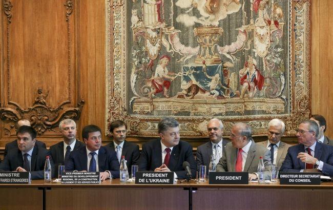 Украина подписала план по реализации сотрудничества с ОЭСР