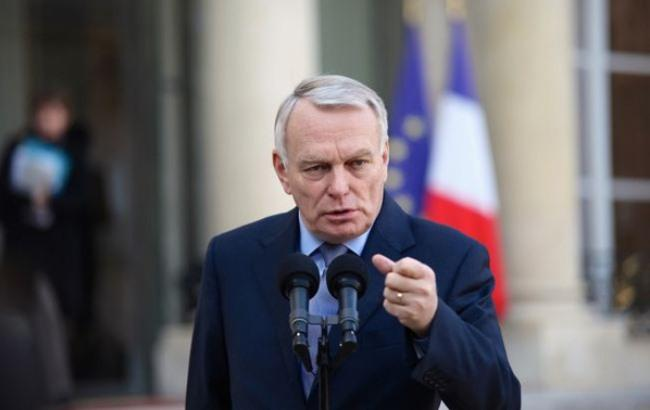 В МИД Франции заявили, что не будут признавать аннексию Крыма