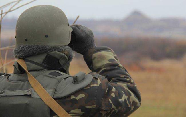 Держприкордонслужба за добу зафіксувала 9 безпілотників в Донецькій обл