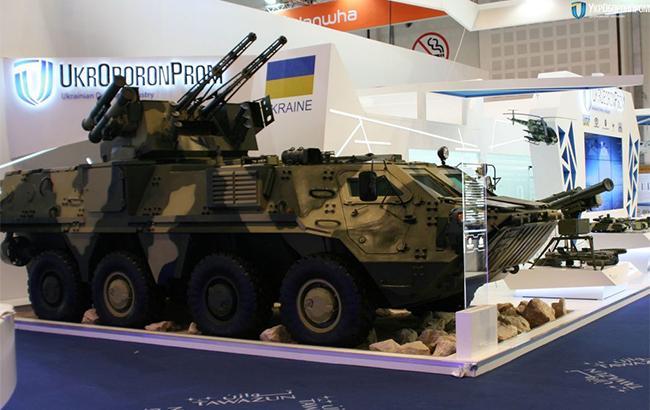 «Укроборонпром» увеличил экспорт вооружения на25 процентов