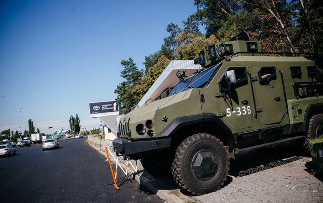 На въезде в Киев появились блокпосты: что происходит
