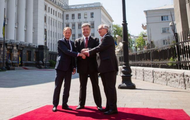 Саміт Україна-ЄС: опубліковано повний текст спільного підсумкового заяви