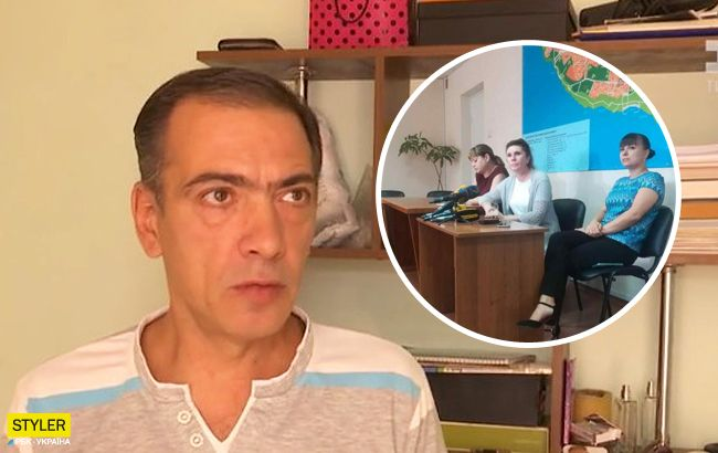 Скандал в Одесі: 11-річна дівчинка кричала і просила допомоги у дорослих (відео)
