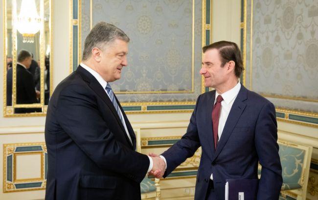 Порошенко и Хейл обсудили выборы в Украине