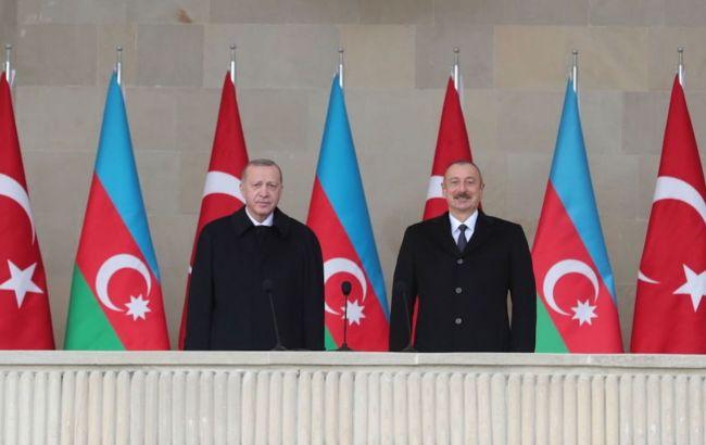 Ердоган закликав до створення платформи співпраці на Кавказі