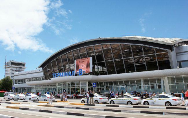 """Фото: аеропорт """"Бориспіль"""""""