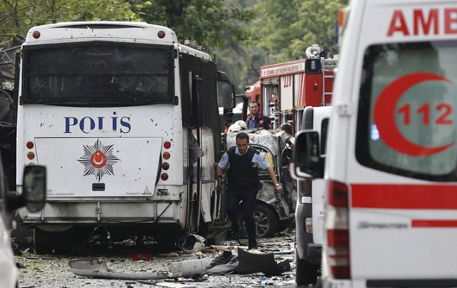 Фото: турецький суд заарештував 13 осіб по теракту в Стамбулі