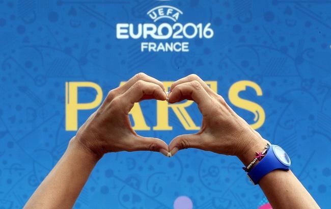 Фото: футбольний чемпіонат Євро-2016 у Франції (© EPA)