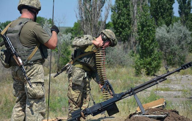 У Міноборони підтвердили інформацію про двох постраждалих на Донбасі військових