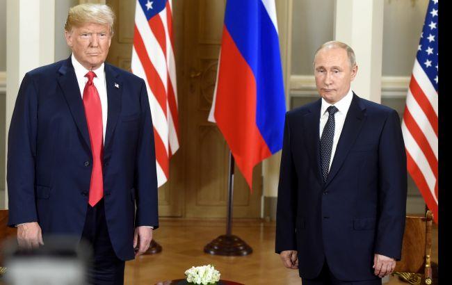 Зустріч Трампа з Путіним почалася в президентському палаці в Гельсінкі - Цензор.НЕТ 6368