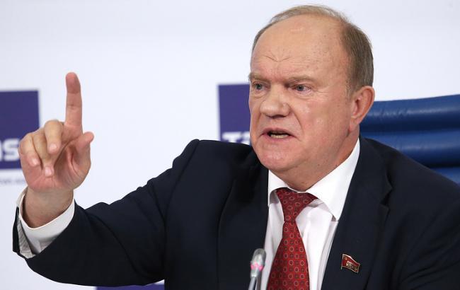 Лидер русских коммунистов предсказал досрочные выборы Президента России в2017