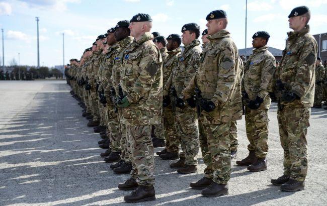 Велика Британія дозволить іноземцям служити в своїй армії