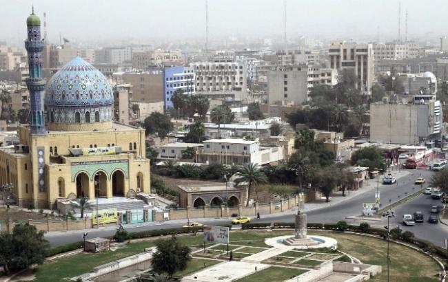 Ответственность засерию взрывов вБагдаде взяла насебя «ИГ»