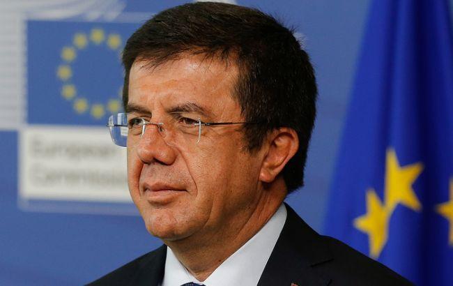 Фото: министр экономики Турции Нихат Зейбекчи заявил о готовности строить газопровод